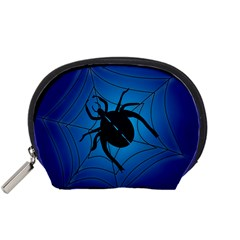 Spider On Web Accessory Pouches (small)