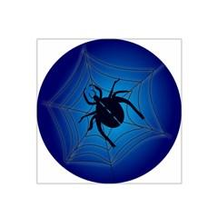 Spider On Web Satin Bandana Scarf
