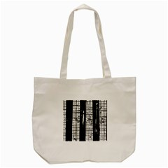 Whitney Museum Of American Art Tote Bag (cream) by Amaryn4rt