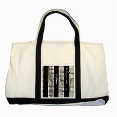 Whitney Museum Of American Art Two Tone Tote Bag by Amaryn4rt
