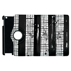 Whitney Museum Of American Art Apple Ipad 3/4 Flip 360 Case by Amaryn4rt