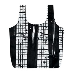 Whitney Museum Of American Art Full Print Recycle Bags (l)  by Amaryn4rt