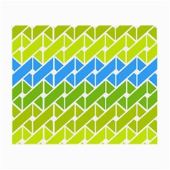 Link Pattern Small Glasses Cloth (2 Side) by AnjaniArt