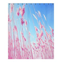 Pink Colour Shower Curtain 60  X 72  (medium)  by AnjaniArt
