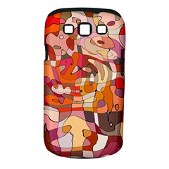 Abstract Abstraction Pattern Moder Samsung Galaxy S Iii Classic Hardshell Case (pc+silicone)