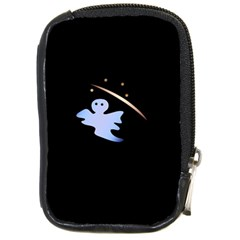 Ghost Night Night Sky Small Sweet Compact Camera Cases by Amaryn4rt