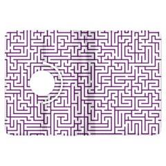 Maze Lost Confusing Puzzle Kindle Fire Hdx Flip 360 Case