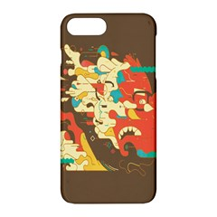 Shadow Advance Apple Iphone 7 Plus Hardshell Case by AnjaniArt