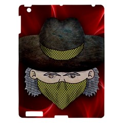 Illustration Drawing Vector Color Apple Ipad 3/4 Hardshell Case by Amaryn4rt