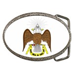 Scottish Rite Watch Belt Buckle