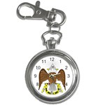 Scottish Rite Watch Key Chain Watch