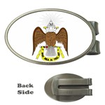 Scottish Rite Watch Money Clip (Oval)