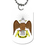 Scottish Rite Watch Dog Tag (Two Sides)
