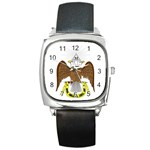 Scottish Rite Watch Square Metal Watch
