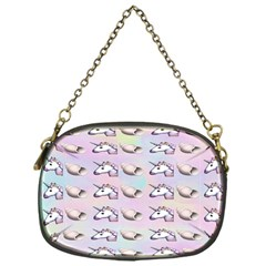 Tumblr Unicorns Chain Purses (one Side)  by AnjaniArt