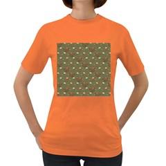 Tumblr Static Final Colour Women s Dark T Shirt by AnjaniArt