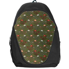 Tumblr Static Final Colour Backpack Bag by AnjaniArt