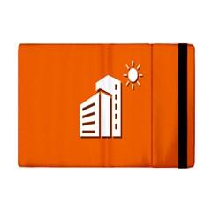 Building Orange Sun Copy Ipad Mini 2 Flip Cases by Jojostore