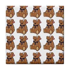 Bear Face Towel by Jojostore