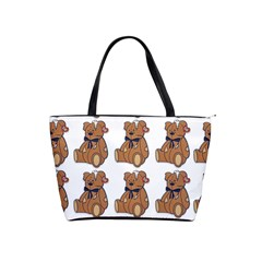 Bear Shoulder Handbags by Jojostore