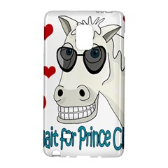 Don t Wait For Prince Sharming Galaxy Note Edge by Valentinaart