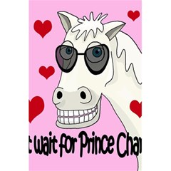 Don t Wait For Prince Charming 5 5  X 8 5  Notebooks by Valentinaart