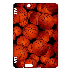Basketball Sport Ball Champion All Star Kindle Fire Hdx Hardshell Case by Jojostore