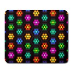 Pattern Background Colorful Design Large Mousepads