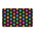 Pattern Background Colorful Design Magnet (Rectangular)