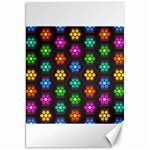 Pattern Background Colorful Design Canvas 20  x 30