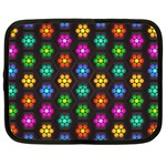 Pattern Background Colorful Design Netbook Case (Large)
