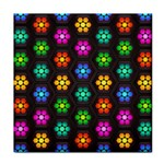 Pattern Background Colorful Design Face Towel