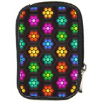 Pattern Background Colorful Design Compact Camera Cases