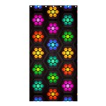 Pattern Background Colorful Design Shower Curtain 36  x 72  (Stall)