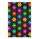 Pattern Background Colorful Design Shower Curtain 48  x 72  (Small)