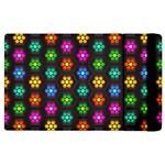 Pattern Background Colorful Design Apple iPad 3/4 Flip Case