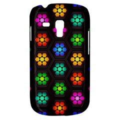 Pattern Background Colorful Design Galaxy S3 Mini by Amaryn4rt