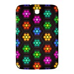 Pattern Background Colorful Design Samsung Galaxy Note 8.0 N5100 Hardshell Case