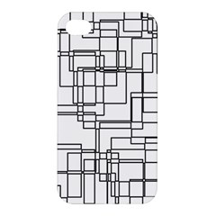 Structure Pattern Network Apple Iphone 4/4s Hardshell Case