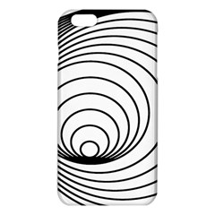 Spiral Eddy Route Symbol Bent Iphone 6 Plus/6s Plus Tpu Case by Amaryn4rt