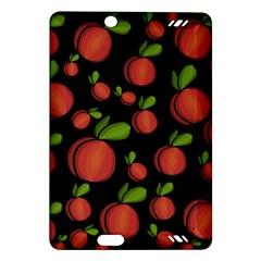 Peaches Amazon Kindle Fire Hd (2013) Hardshell Case by Valentinaart