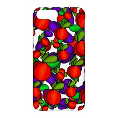 Peaches and plums Apple iPhone 7 Plus Hardshell Case by Valentinaart