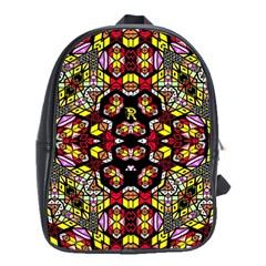 Queen Design 456 School Bags(large)  by MRTACPANS