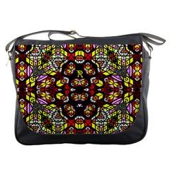 Queen Design 456 Messenger Bags by MRTACPANS
