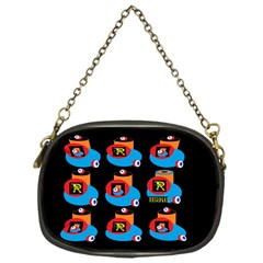 Queen Mrtacpans Two 5 Chain Purses (One Side)  by MRTACPANS