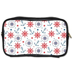 Compass Anchor Toiletries Bags 2 Side by Jojostore