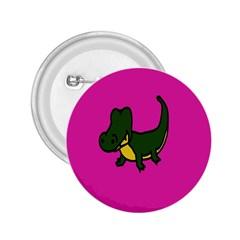 Crocodile 2 25  Buttons by Jojostore