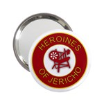 Heroines of Jericho 2.25  Handbag Mirror