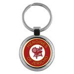 Heroines of Jericho Key Chain (Round)