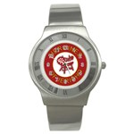 Heroines of Jericho Stainless Steel Watch